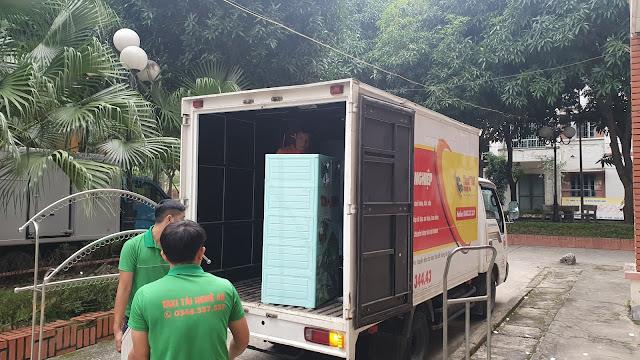 Dịch vụ chuyển nhà tại Thành phố Vinh