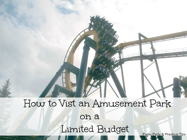 Saving Money while at amusement park