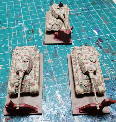 Late War German Artillery And Vehicles Vallejo Colours picture 7