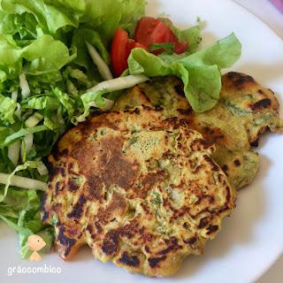 Grãomelete (o omelete vegano)