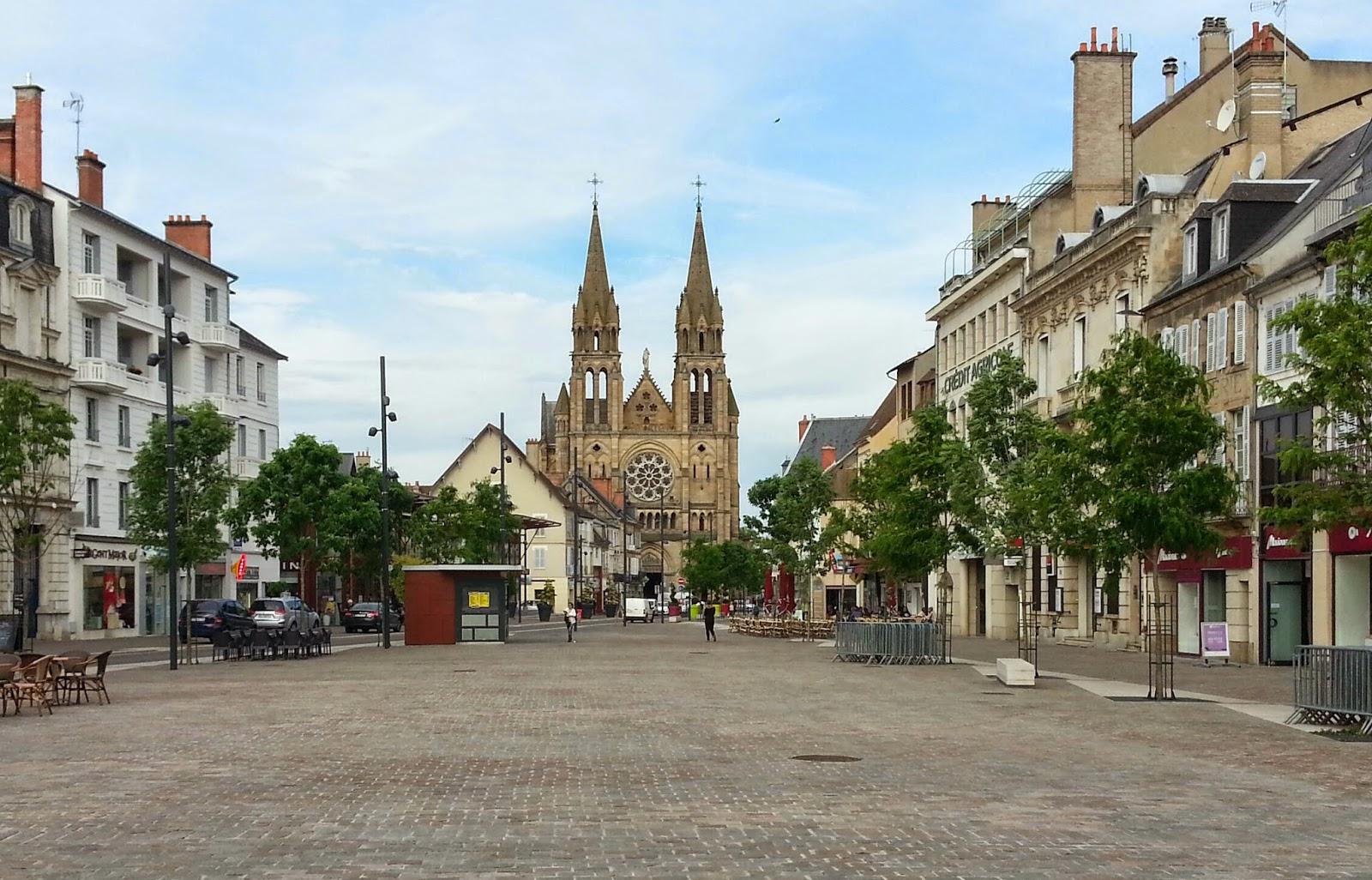 Ville Avec Moulin France