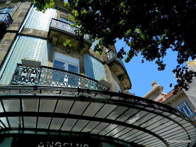 Arte Nova no Porto, Portugal
