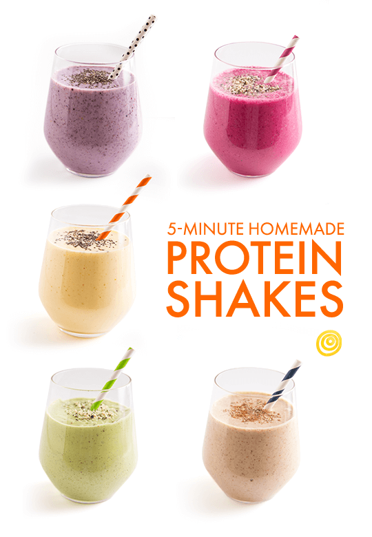 Protein shake is necessary to keep the body healthy
