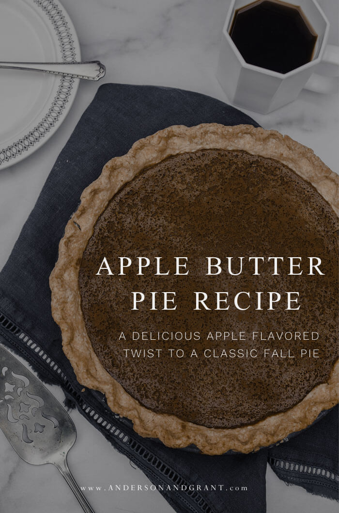A delicious apple flavored pie similar in appearance and texture to pumpkin but with a great sweet apple flavor!