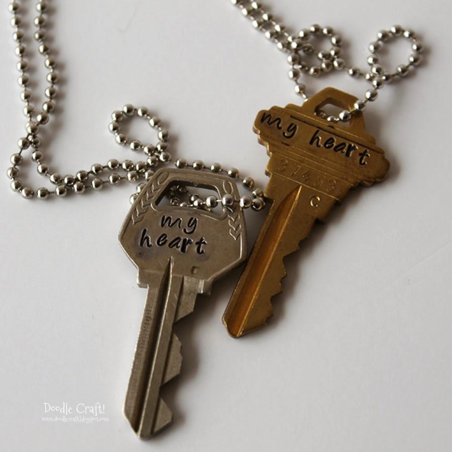 http://www.doodlecraftblog.com/2014/03/metal-stamped-keys.html
