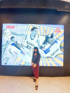 Basketball Fans, Peak Malaysia New Store Now at i-City Mall Shah Alam!