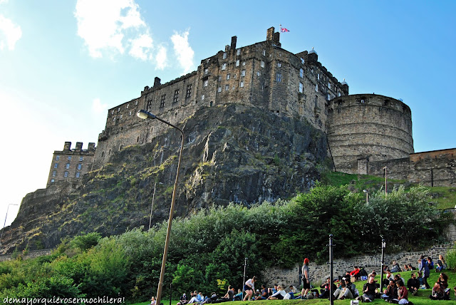 Edinburgh Castle, Escocia