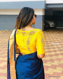 south indian look