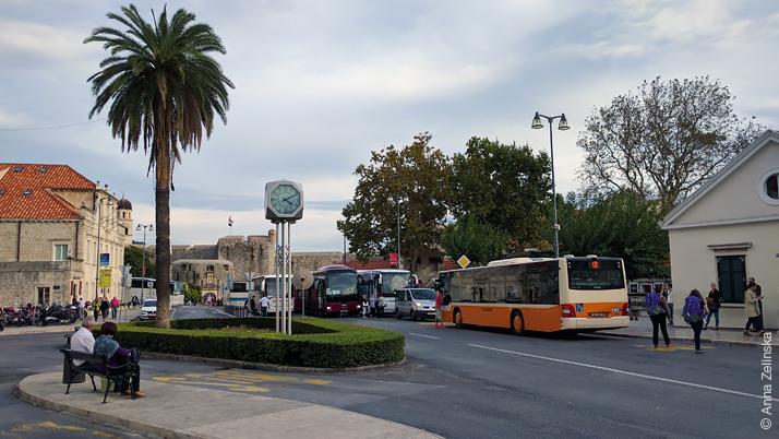 Первое впечатление о Дубровнике, Хорватия