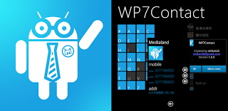WP7Contact 1 4 1 Full APK | Andro Apps Free