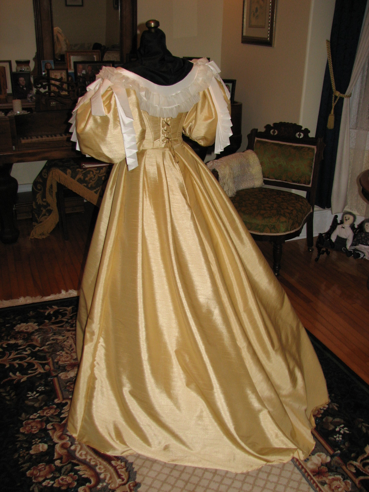 P E I Historic And Reproduction Clothing Anne Of Green