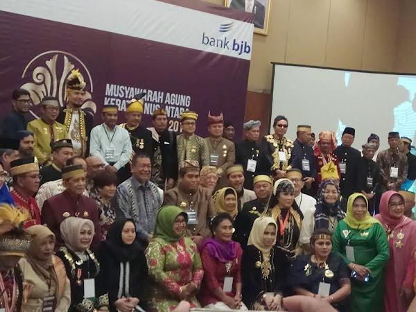 Musyawarah Agung Keraton Nusantara ke-3 Tahun 2017