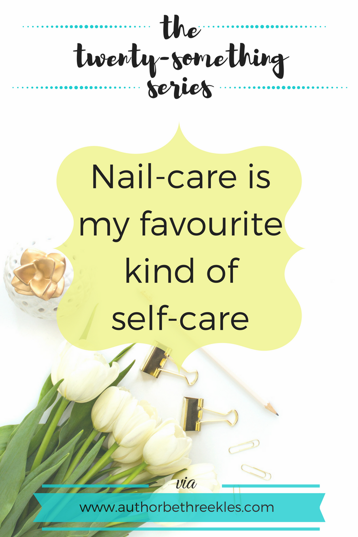 There are so many stages to a simple nail-care routine, but it's so worth it. I share mine in this post!