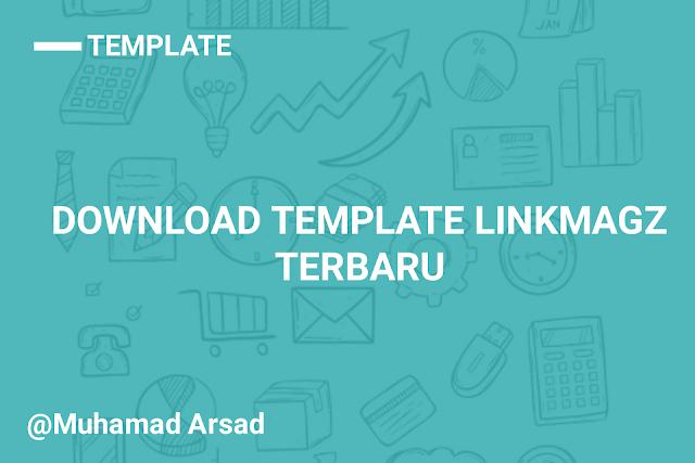 Download Template Link Magz Versi 1.8 Terbaru