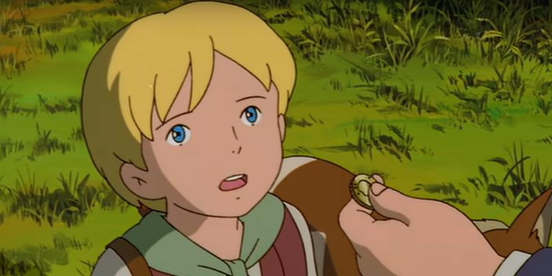 reseña del anime: Flandes no inu