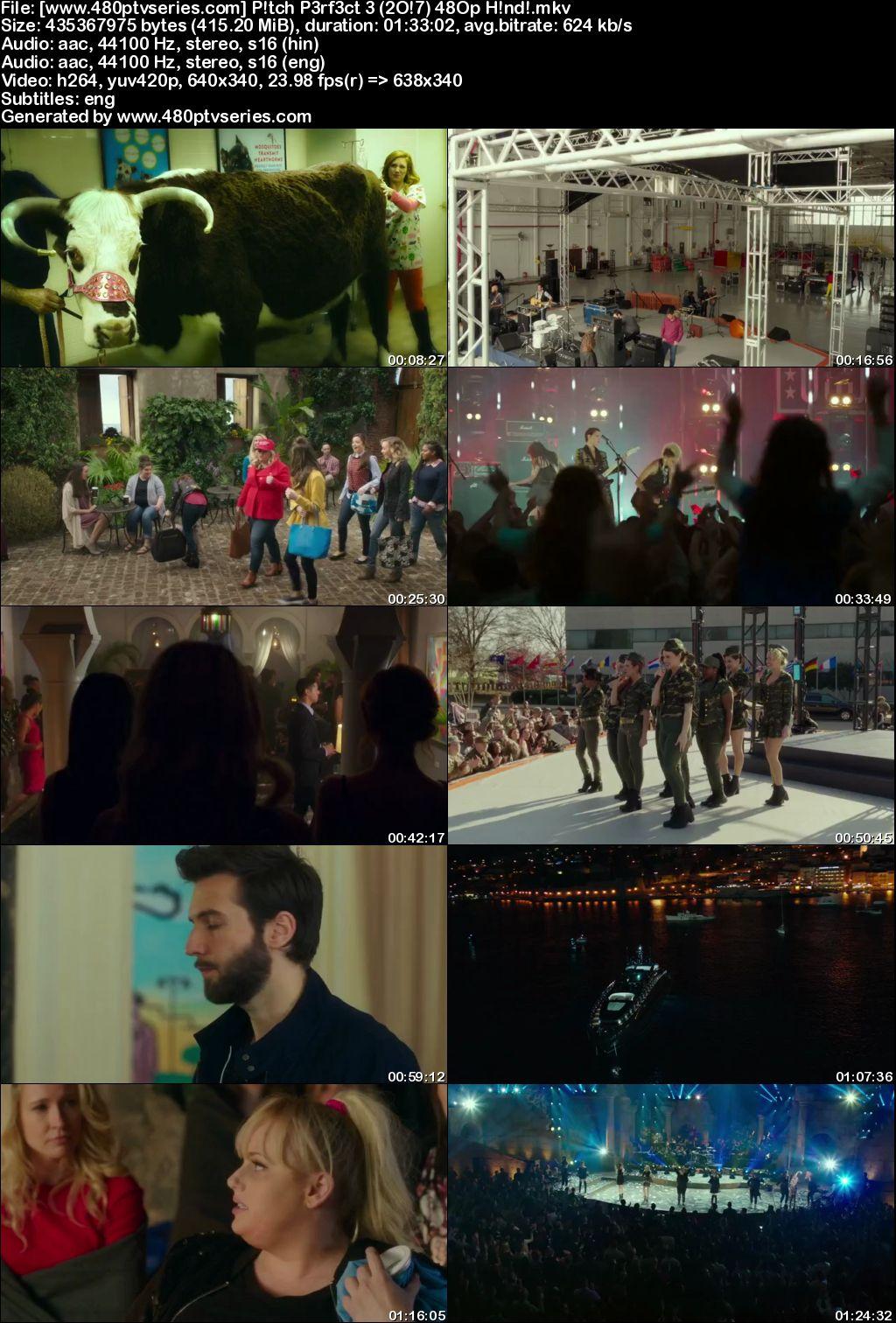 Pitch Perfect 3 (2017) 400MB Full Hindi Dual Audio Movie Download 480p Bluray Free Watch Online Full Movie Download Worldfree4u 9xmovies