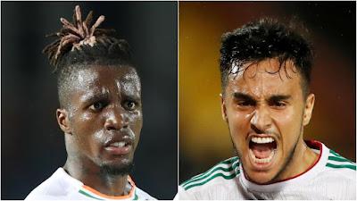 مشاهدة مباراة الجزائر وكوت ديفوار بث مباشر اليوم