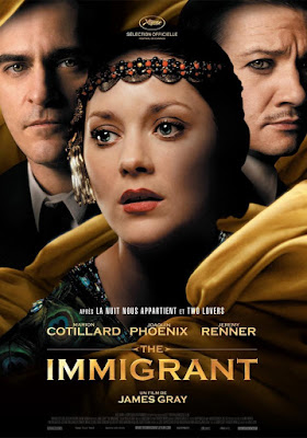 The Immigrant 2013 DVD R1 NTSC Latino