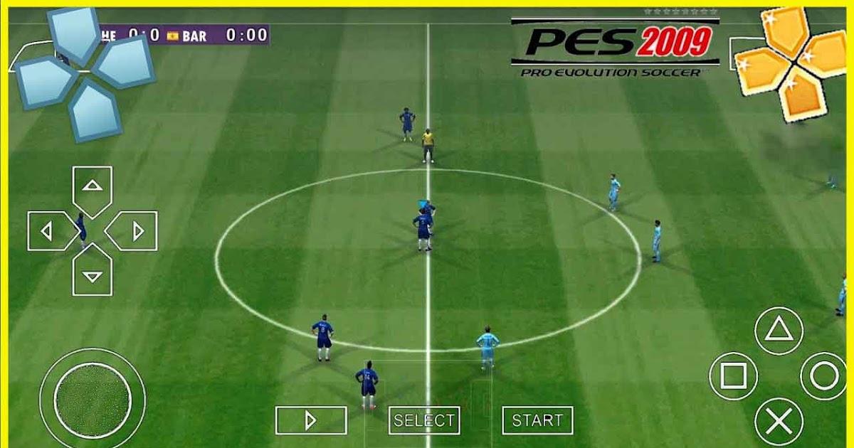 تحميل لعبة ابطال الكرة لمحاكي ppsspp