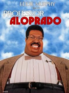 O Professor Aloprado Dublado