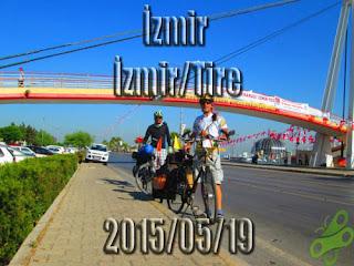 2015/05/19 Buralarda geziyorum bisiklet turu (BGBT) 5. Gün (İzmir – İzmir/Tire)