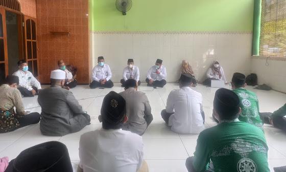 Monev Penyuluh Agama Islam Kabupaten Tuban oleh Tim Kanwil Jawa Timur