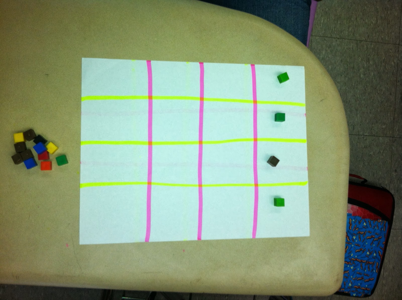 Land Of Math Teaching Equivalent Fractions Using Grids