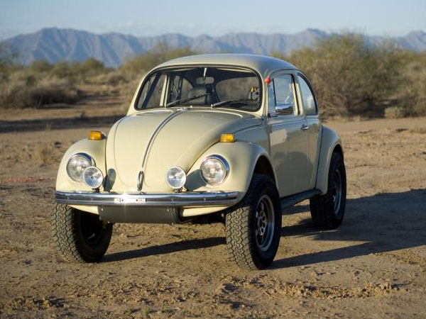 1971 VW Bug Baja Off-Road Ready
