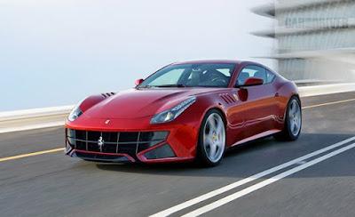 Revue de la nouvelle Ferrari FF Coupe 2018