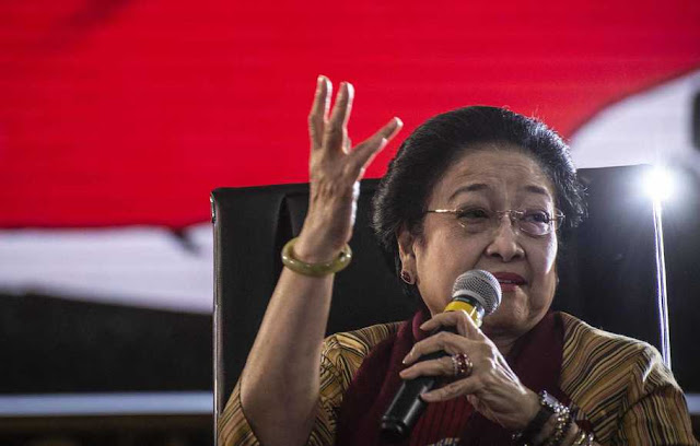 Megawati: Orang yang Selalu Bilang Saya Ini PKI, Pak Jokowi PKI, Nalarnya Dimana?