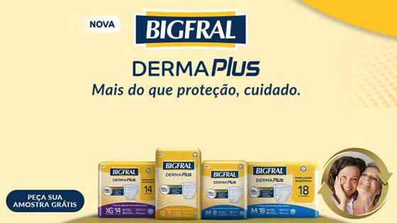 Peça uma Amostra Grátis de Bigfral Derma Plus