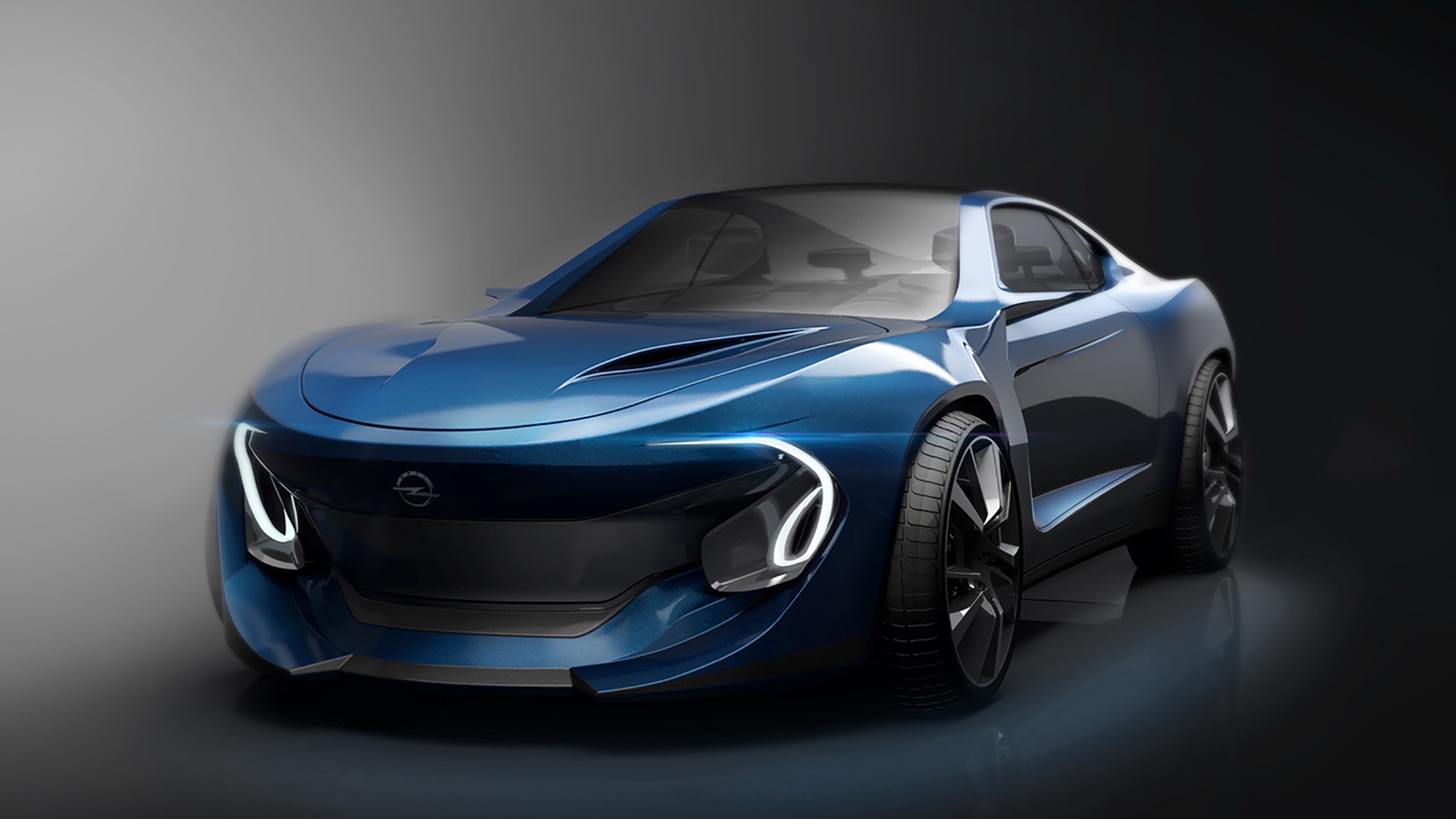 What If Opel Resurrected The Manta Coupe; Would It Make ...