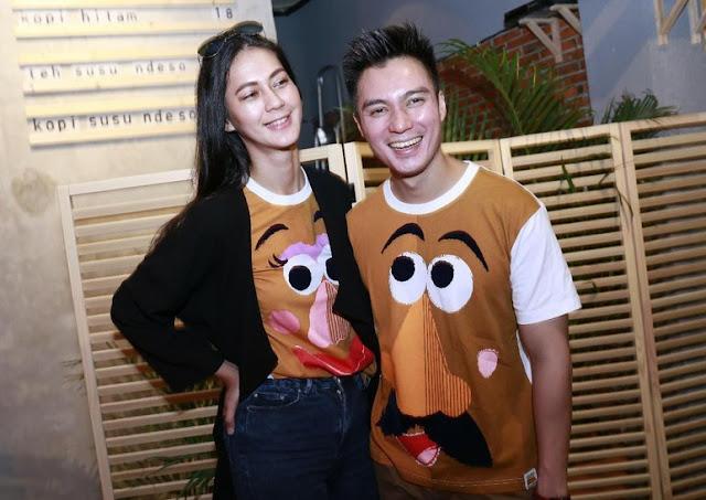 Istri Teuku Zacky Mak Comblang Baim Wong dengan Paula Verhoeven