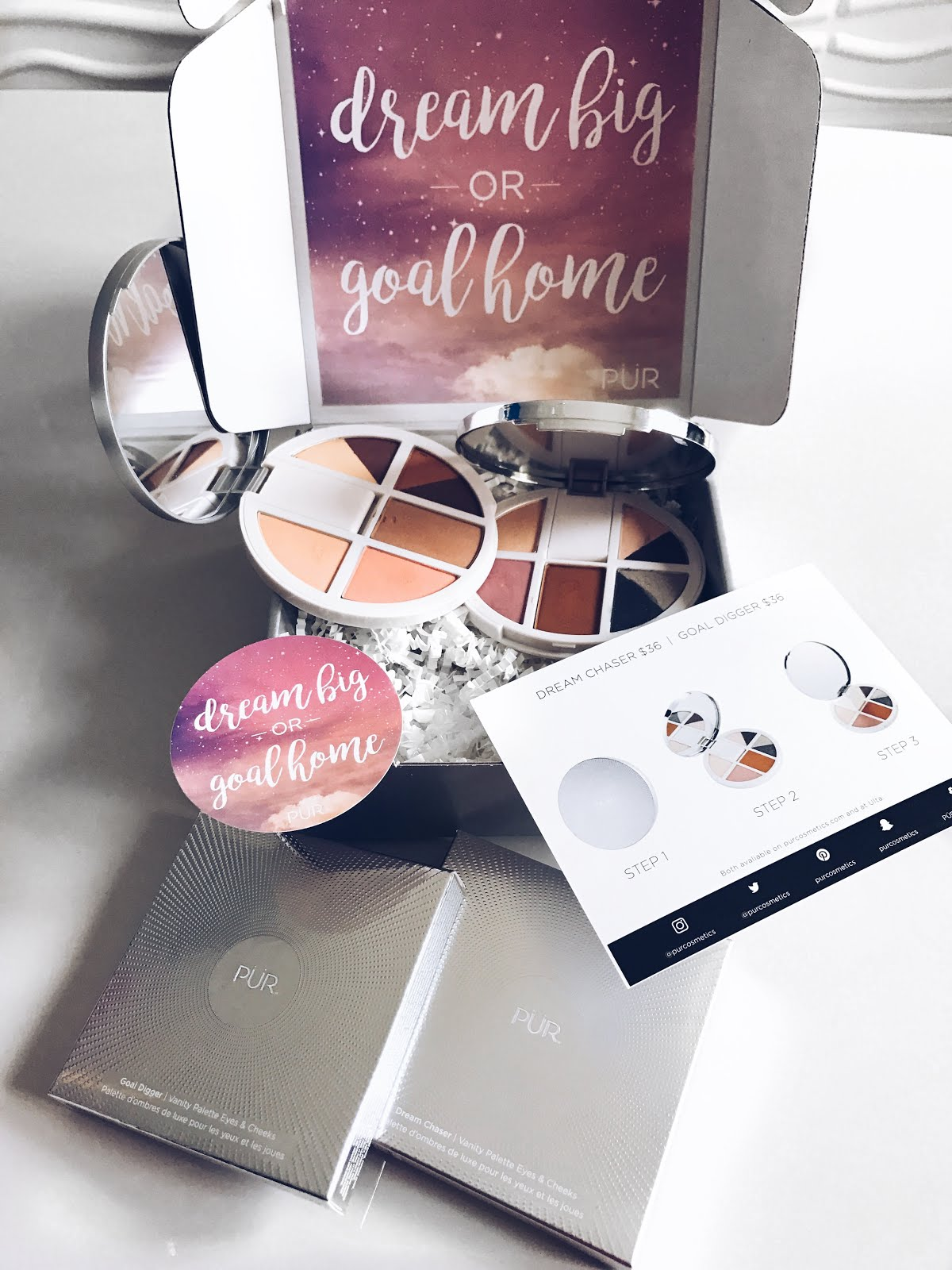 POM-Mail-Dermalogica-Pur-Cosmetics-Milk-Makeup-Sky-Organics-Milani-Cosmetics-and-More-Vivi-Brizuela-PinkOrchidMakeup