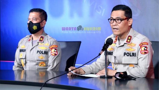 Kadiv Humas Polri Sebut Pelaku Bom Bunuh Diri di Makassar Pasutri Baru 6 Bulan Menikah
