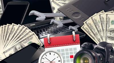 Situs Ini Bisa Mengubah Ponsel Atau Barang Elektronik Bekas Menjadi Uang