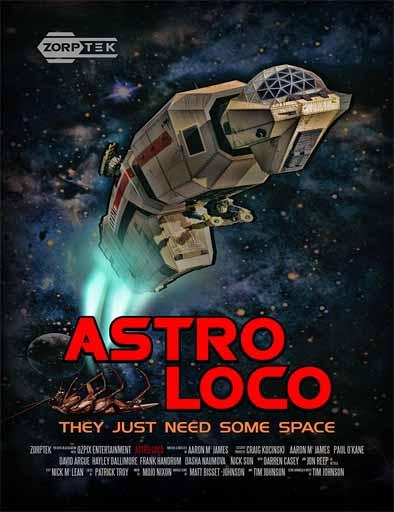 pelicula Astro Loco