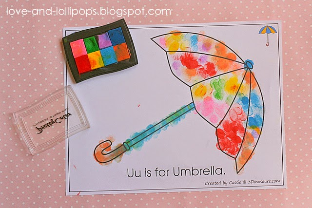Umbrella Wall Decor
