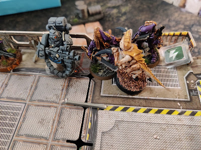 014 - Scorpions proved deadly against Tyranids
