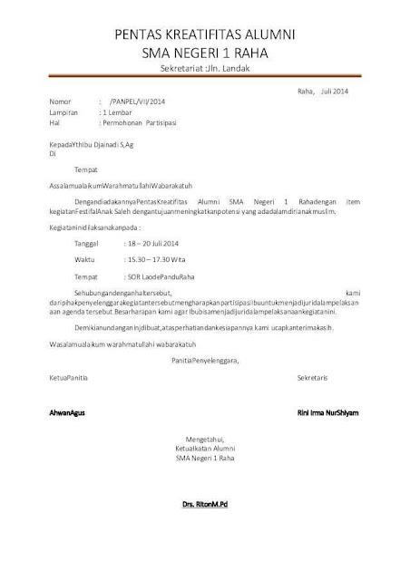 Contoh Surat Undangan Tugas (via: contohsuratin.com)