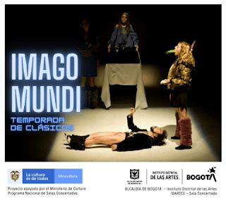 IMAGO MUNDI | ¡TEATRO PETRA en Vivo!