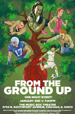 From The Ground Up movie poster - Rörelse för djurrätt