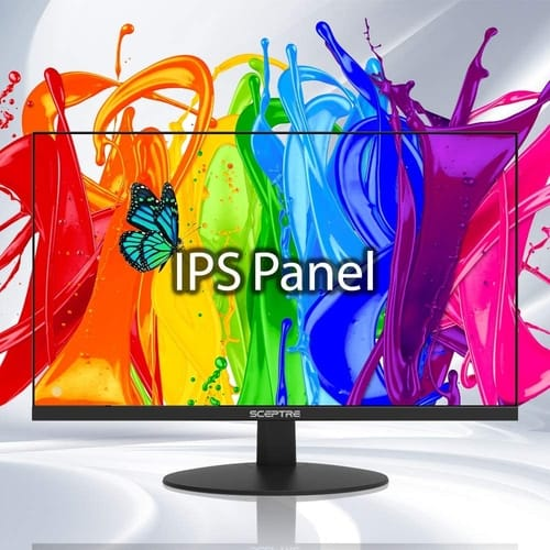 Review 2020 Sceptre E248W-FPT IPS 24-Inch FHD Monitor