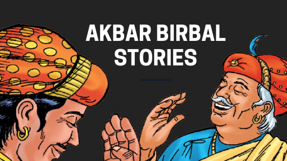 Akbar Birbal Stories in English