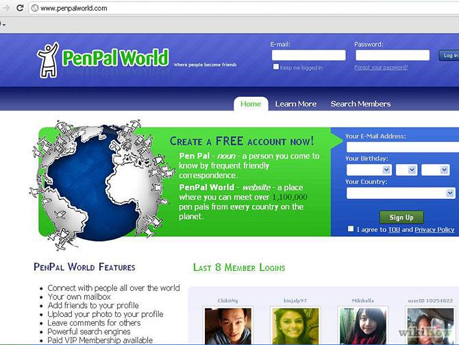 Penpal Roulette ― 27 Unbeatable Pen Pals Sites: Find the Penpal