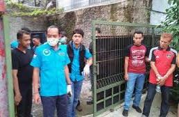 Diduga Pabrik Narkoba, Rumah di Arcamanik Bandung Digerebek BNN
