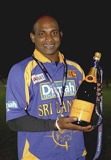 Sri Lanka tour of England Only T20I Match 2006