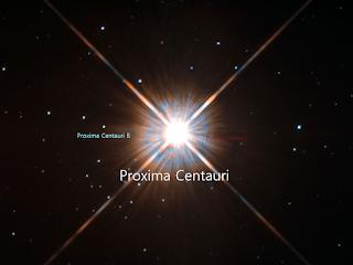 Próxima c: ¿existe un segundo exoplaneta en Próxima Centauri?
