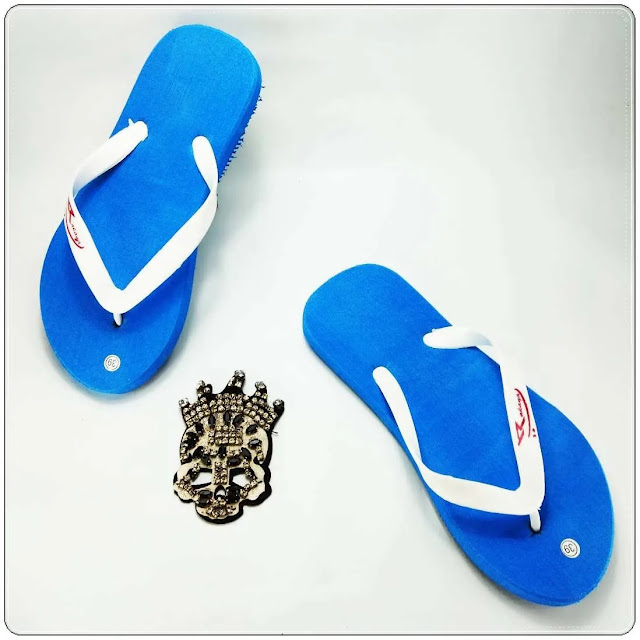 Sandal Jepit Polos Murah | Sandal ABBE Polos Warna Pria