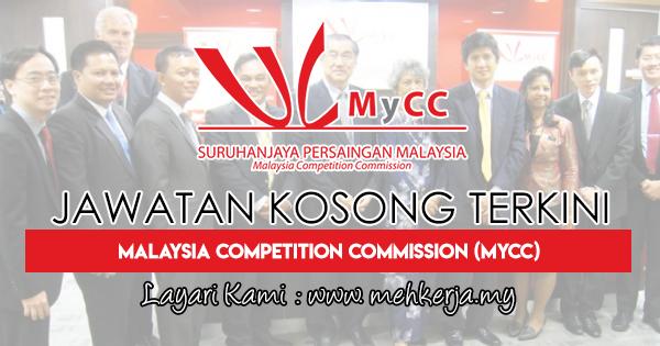 Jawatan Kosong Terkini 2018 di Malaysia Competition Commission (MyCC)